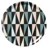 Art deco bricka, design för Klippan