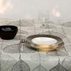 Lindelöv duk, design för Ekelunds
